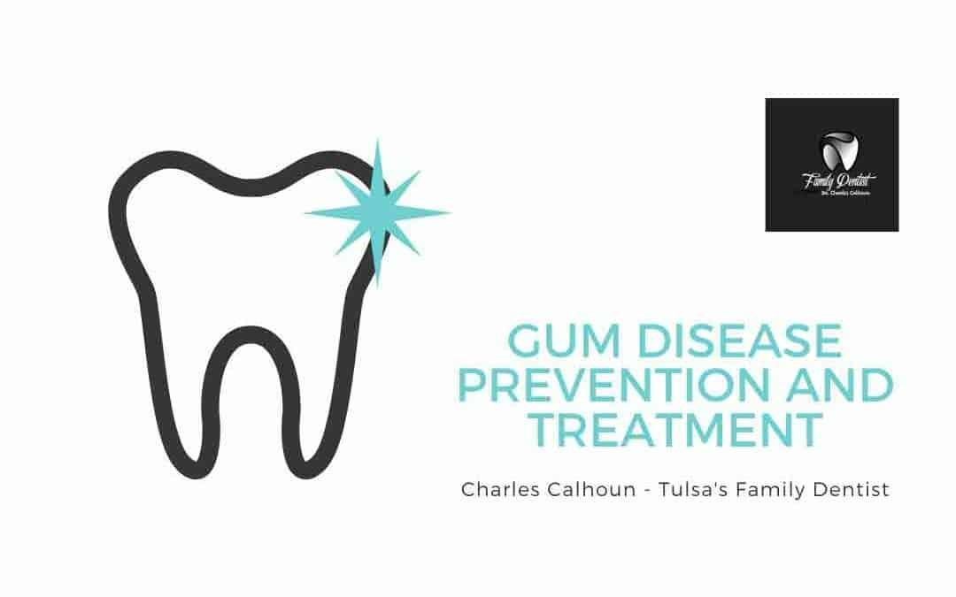gum disease prevention treatment tulsa